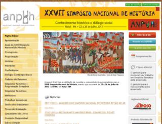 snh2013.anpuh.org screenshot