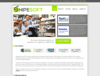 snipesoft.net.nz screenshot