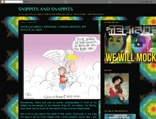 snippits-and-slappits.blogspot.ca screenshot