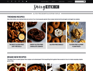 snixykitchen.com screenshot