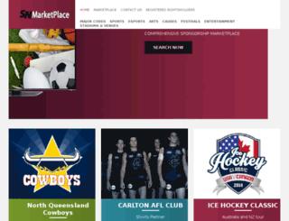 snmarketplace.com.au screenshot