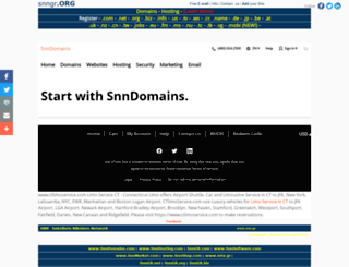snngr.org screenshot