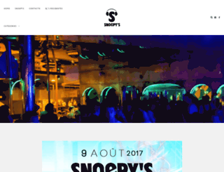 snoepys.com screenshot