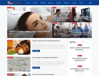 snohospital.com screenshot