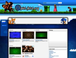 snooker.spiel-jetzt.org screenshot