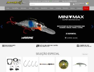snookshop.com.br screenshot