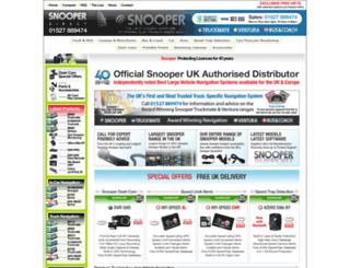 snooperdirect.com screenshot