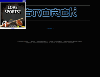 snorck.host.sk screenshot