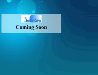 snorkelcairns.com screenshot