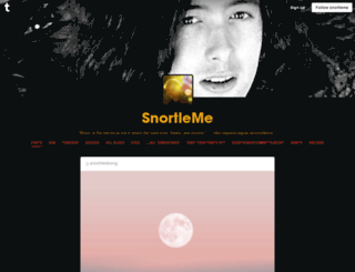 snortleme.tumblr.com screenshot