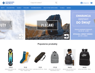 snowboard-online.pl screenshot