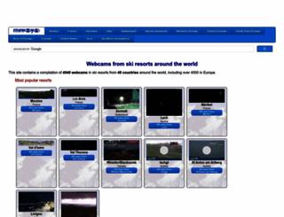 snoweye.com screenshot