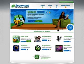 snowmintcs.com screenshot