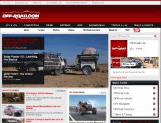 snowmobile.off-road.com screenshot