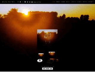 snowpatrol.com screenshot