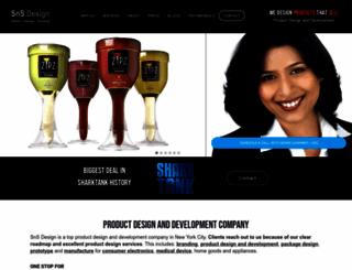 snsdesign.com screenshot