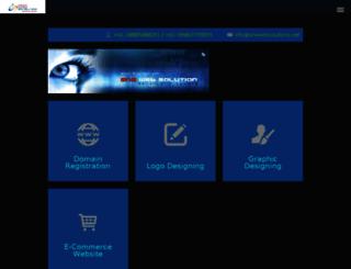snswebsolution.com screenshot