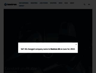snt-world.com screenshot