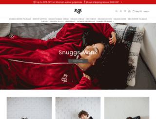 snuggsegypt.com screenshot
