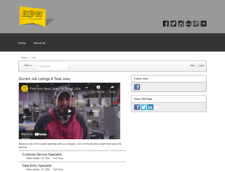 snugzusa.applicantpro.com screenshot
