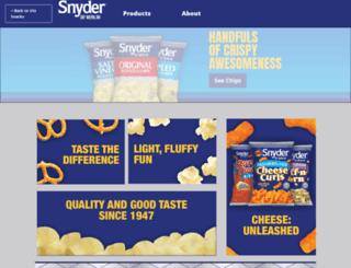 snyderofberlin.com screenshot