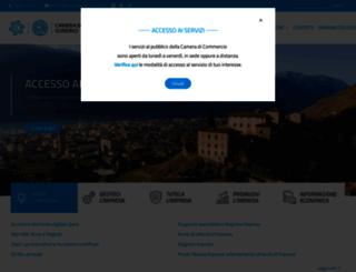 so.camcom.gov.it screenshot
