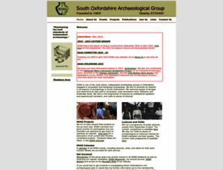 soagarch.org.uk screenshot