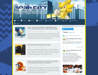 soahcity.org screenshot