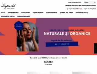 soapmill.ro screenshot