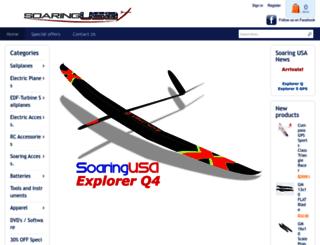 soaringusa.com screenshot
