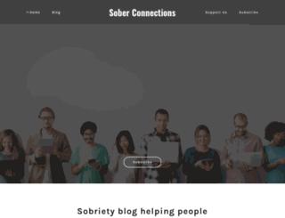 soberconnections.net screenshot