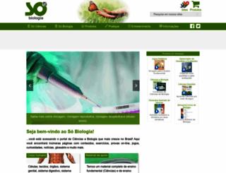 sobiologia.com.br screenshot