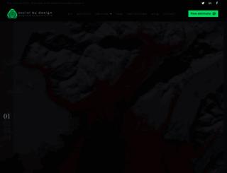 sobydesign.org screenshot