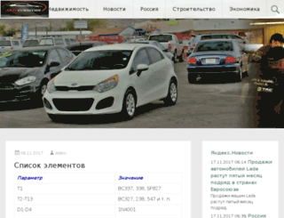 sobytija.ru screenshot
