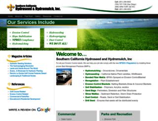 socalhydro.com screenshot