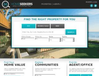socalmls.com screenshot
