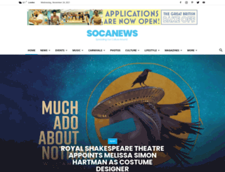 socanews.com screenshot