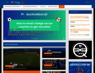 soccernation.com screenshot