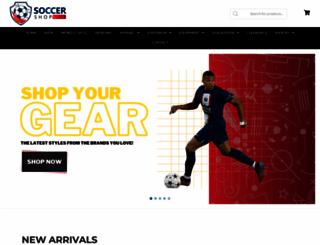 soccershopusa.com screenshot