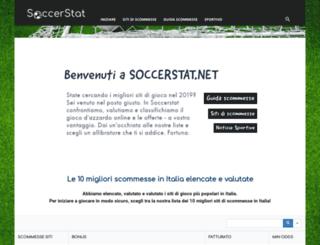 soccerstat.net screenshot