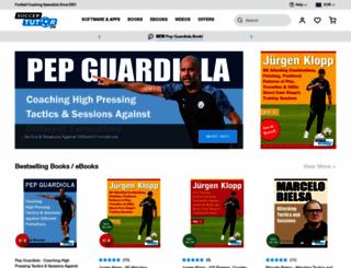soccertutor.com screenshot
