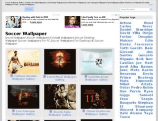 soccerwallpaper.mackafe.com screenshot