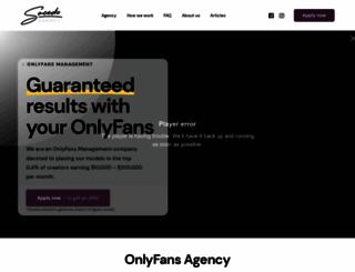 socedo.com screenshot