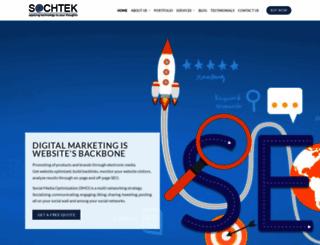 sochtek.com screenshot