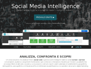 social-intelligence.it screenshot