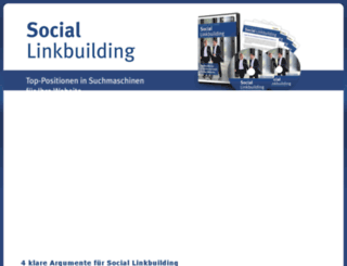 social-linkbuilding.de screenshot