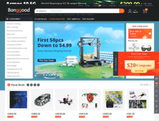 social.banggood.com screenshot