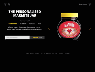 social.marmite.co.uk screenshot