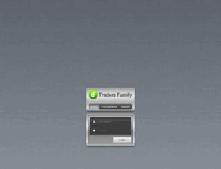social.tradersfamily.com screenshot