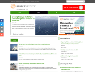 social.windenergyupdate.com screenshot